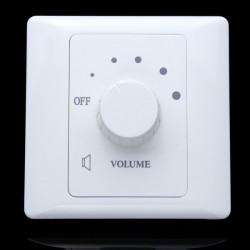 5 Level Rotary Volume Switch Sound Control Switch Volume Adajustable