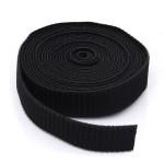 5M Schwarz Strapping Kabelbinder Magic Tape Industriell & Wissenschaftlich