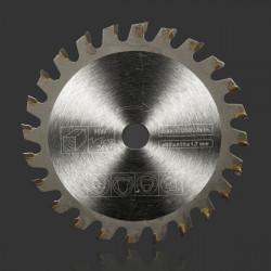 85mm 24 Tänder TCT Sågklinga Hjul Skivor för Vedhuggning