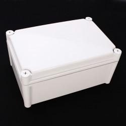 ABS IP66 280 * 190 * 130mm Solide Abdeckung wasserdichte Elektroschaltkasten