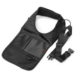 Anti-Theft Hidden Underarm Shoulder Bag Holster Black Nylon Industrial & Scientific