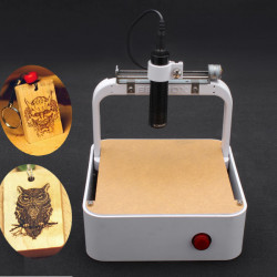 Benbox 300mW DIY Mini Laser Graveur Graviermaschine Picture Printer