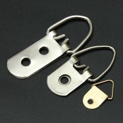 D-ring Metall Bildram Hängare Dekoration Access