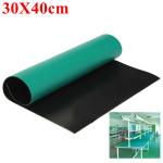 Green Desktop Anti Static ESD Grouding Mat 30x40cm For Electronics Repair Industrial & Scientific