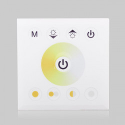 LED Touch Controller Two Color Temperature Controller For LED Strip