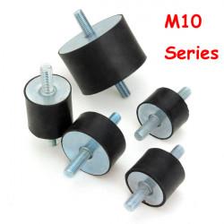 M10 Series Rubber Støddæmper Gummi Vibrationsisolatoren Mounts