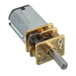 N20 DC6V 100 Rpm Gear Motor Miniature Högt Vridmoment Växellåda Motor Industri & Vetenskap
