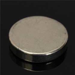 N52 25mm X 5mm Starka Rund Skiva Magneter Jordartsmetaller Neodymiummagnet