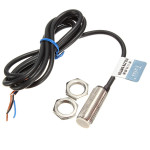NJK-5002C Hall Sensor Proximity Switch NPN 3-wires Normally Open Type Industrial & Scientific