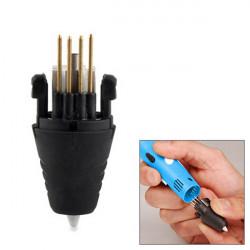 Dyse til 3D Stereoskopisk Printing Pen First Generation Dedikeret Dyse