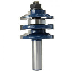 "Ogee Stacked Rail Og Stile Lim Joint Router Bit 1/2"" Shank"