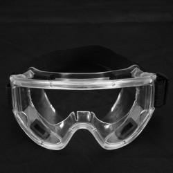 PC Lens Skyddsglasögon Stänkskyddsglasögon Avluftningsventil