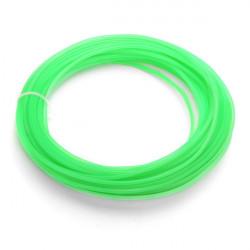 PLA 22M 1.75mm Grön Filament för 3D-Skrivare Penna Skrivare Tråd