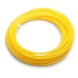 PLA 22M 1.75mm Gul Filament for 3D Printing Pen Printer Filament