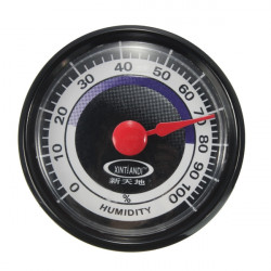 Precision Analog Hygrometer Fugtighed Luftfugtighed Meter for OutDør Indoor