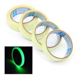 Reusable Luminous Photoluminescent Glow In The Dark Waterproof Tape