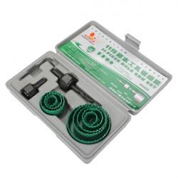 SD Lochsägen 11 Stück Holzverarbeitung Kits Speed Steel Drill