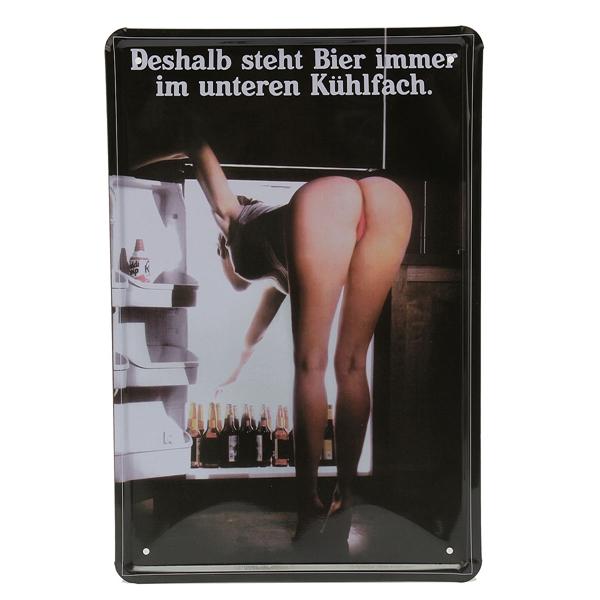 Sexy Girl Blechschild Jahrgang Metallplakette Poster Bar Pub Wand Dekor Industriell & Wissenschaftlich