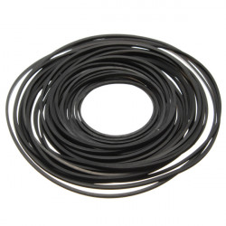 Small Fine Pulley Belt Engine Drive Belts For Module Car