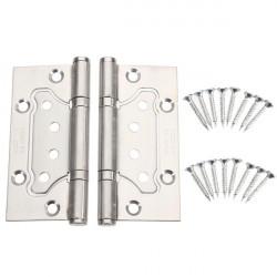 Rostfreie Scharniere für hölzerne Stahltür 4Inch 2.5MM Stärke