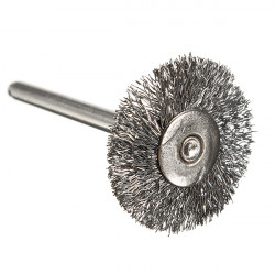 Steel Wire Wheel Brushes for Dremel Accessories For Rotary Tools