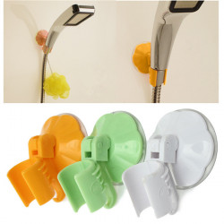 Suction Cup Shower Head Holder Strong Attachable Wall Mount Bracket