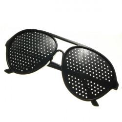 Vision Care Splintloch Glas Augen Übungs Sehvermögen Brillen