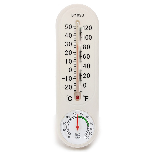 -20℃ ~ 50℃ Wall-mounted Measure temperature humidity Meter Professional Instruments & Tools