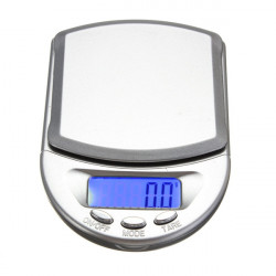0.1 - 500g LCD-display Digital Pocket Digitalvåg Balance