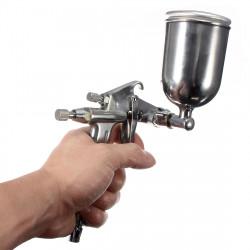 0,5 mm HVLP K3 Gravity Feed Air Spritzpistole Sprüher Alloy Anstrich Werkzeug