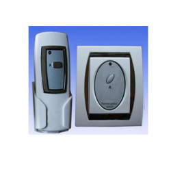 1-Channel Digital Wireless Remote Control Wall Switch Power FK-921A