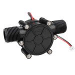 10W 4.2/ 5/ 12/ 80V DC Hydroelectric Power Micro-hydro Generator Portable Water Charger Professional Instruments & Tools