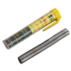 1.0mm Lodning Wire Rosin Core Lodde Dispenser Tube
