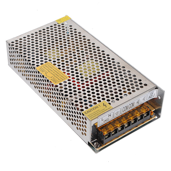 110-230V DC 12V 15A 180W Switch Power Supply Driver For LED Strip Professional Instruments & Tools