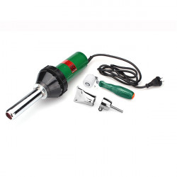110V/220V 1600W High Temperature Handheld Hot Air Gun Plastic Welder