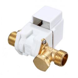 12V DC 1 / 2Inch Elektro N / C Magnetventil für Wasser Luft