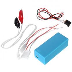 12V DC Eingangs CCFL Inverter Tester CCFL Lampen Test Tool Reparieren Kabel