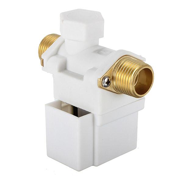 1 / 2inch Normal Closed 12V elektriska tryck Solfångare magnetventil Instrument & Verktyg
