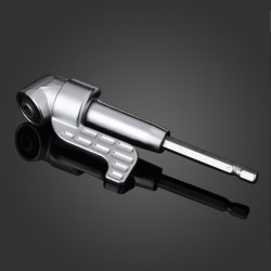"""1/4"""" Magnet Bit Winkelschrauber 360Degree verstellbaren Werkzeug"""