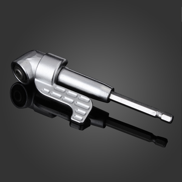 1/4 tomme Magnetisk Bit Angle Skruetrækker 360degree Justerbar værktøj Instrument & Værktøj