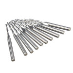 1/8 inch 10pcs 2 Flute Carbide End Mill Router Engraving Bit Tool Professional Instruments & Tools