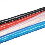 1M Spirale Wire Wrap Schlauch verwalten Kabel für PC Computer Home Kabel 6 60mm Instrumente und Werkzeuge