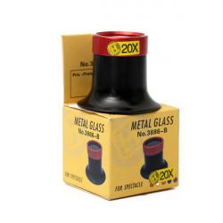 20X monokulare Vergrößerungsglas Lupe Objektiv Lupe Brillen Reparatur Werkzeuge