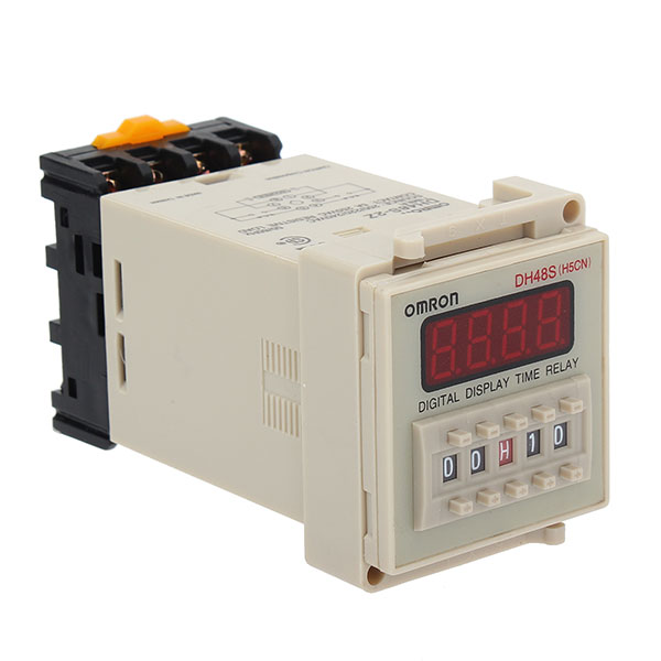 2Z Two Group Of Time Relay Four LED Display AC220-240V Professional Instruments & Tools