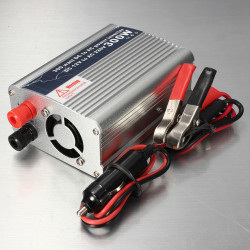 300W USB DC 12V bis 220V AC Power Inverter Konverter Ladegerät