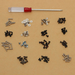 300pcs Screws Set with Screwdriver For Security Camera Phone etc.