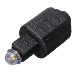3,5 mm Buchsen Mini Optical Audio Adapter