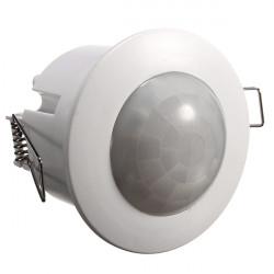 360 Degree Mini Forsænket PIR Loft Motion Sensor Detector Switch
