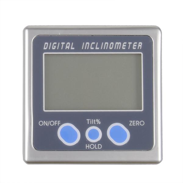 360 Degrees Magnete Digital Winkelmesser Meter Winkelmesser Winkelgetriebe Instrumente und Werkzeuge