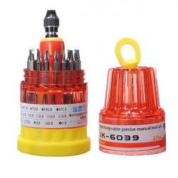 37 i 1 Skruvmejsel Reparationsverktyg Set för NAVI GPS PDA Mobiltelefon